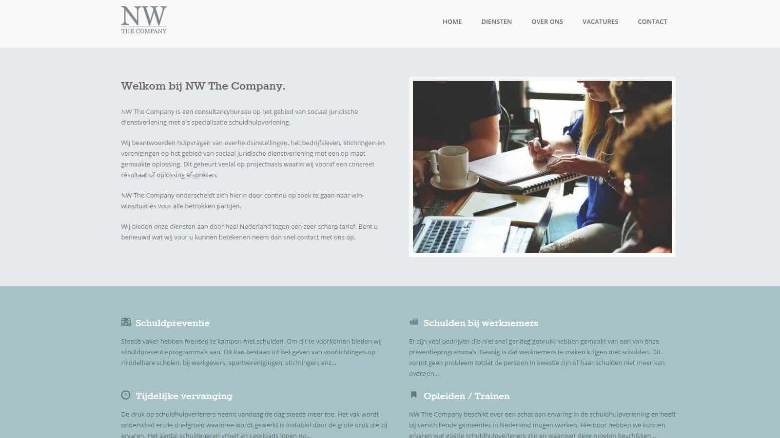 nwthecompany.com  - nwthecompany - Websites