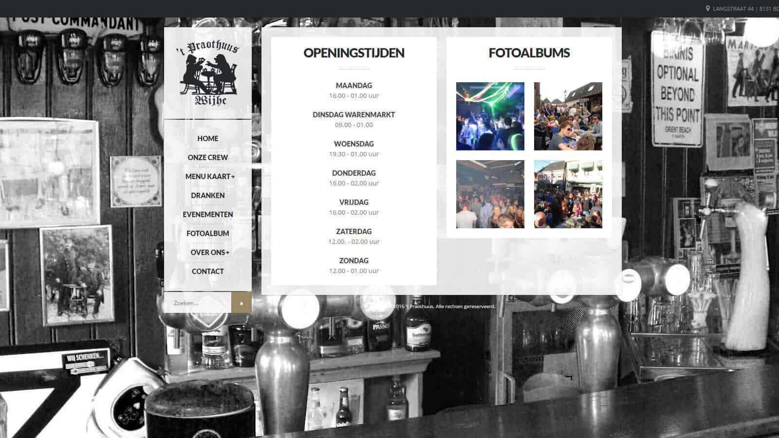praothuus  - praothuus - Websites