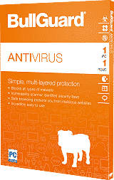 bullguard antivirus - av new box - BullGuard Antivirus
