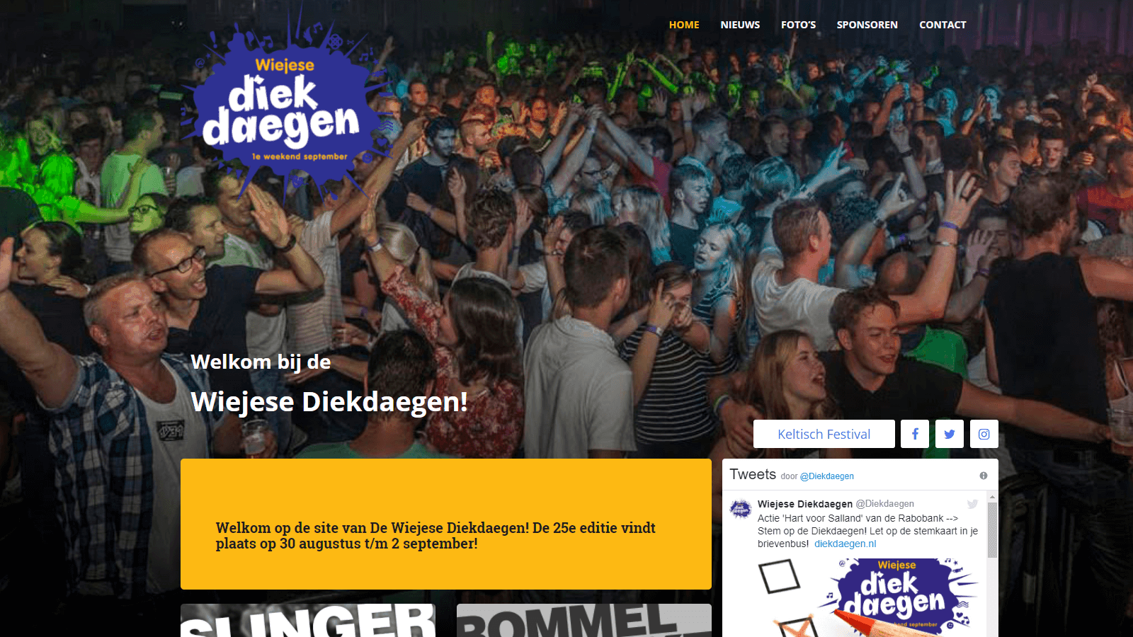 Website diekdaegen  - diekdaegen - Websites