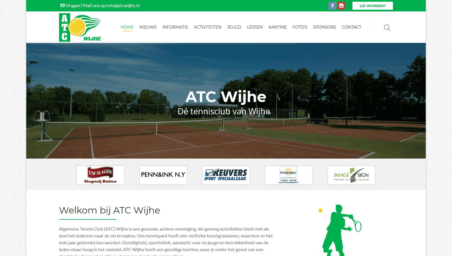 mitsn - atc 2 - Homepage
