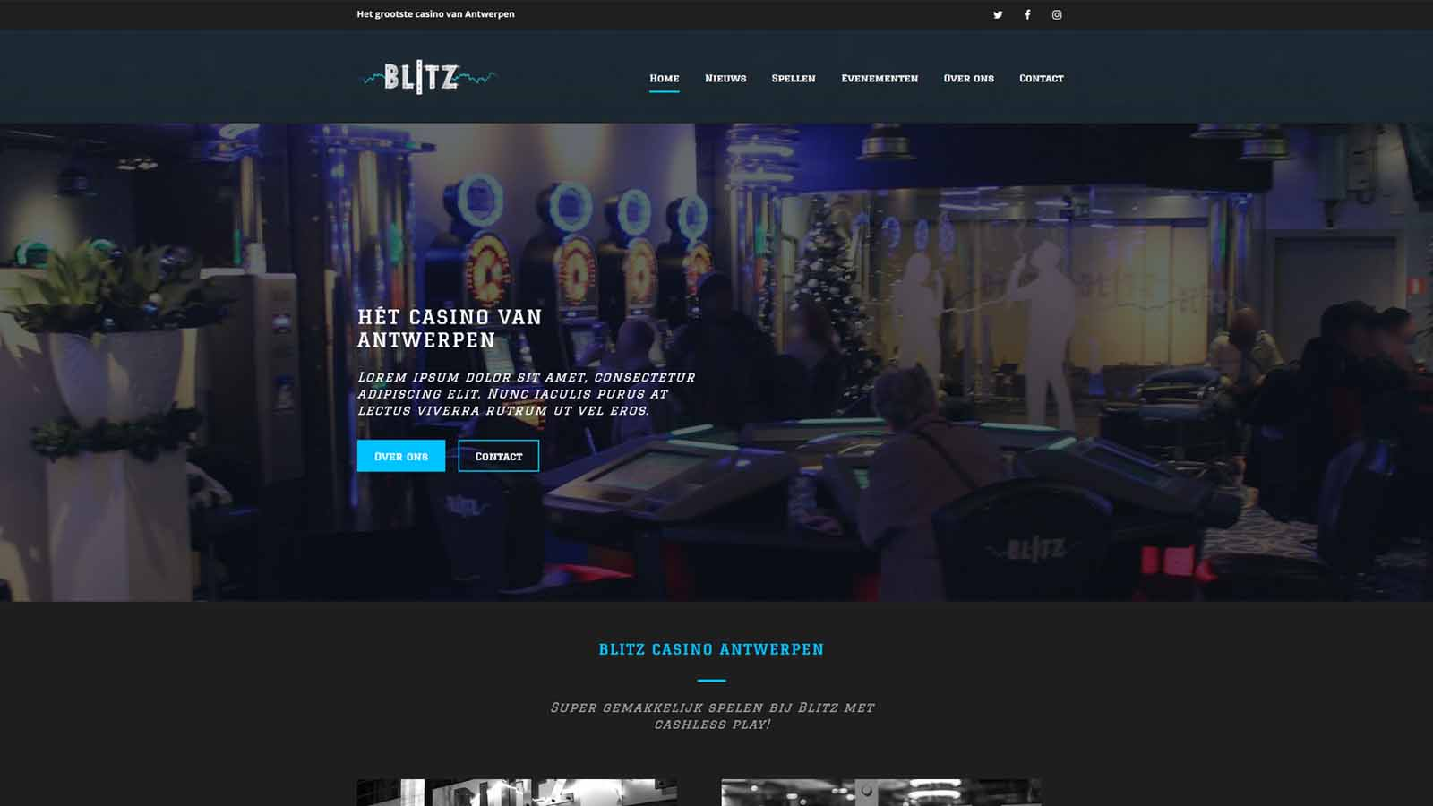 - blitz c - Websites