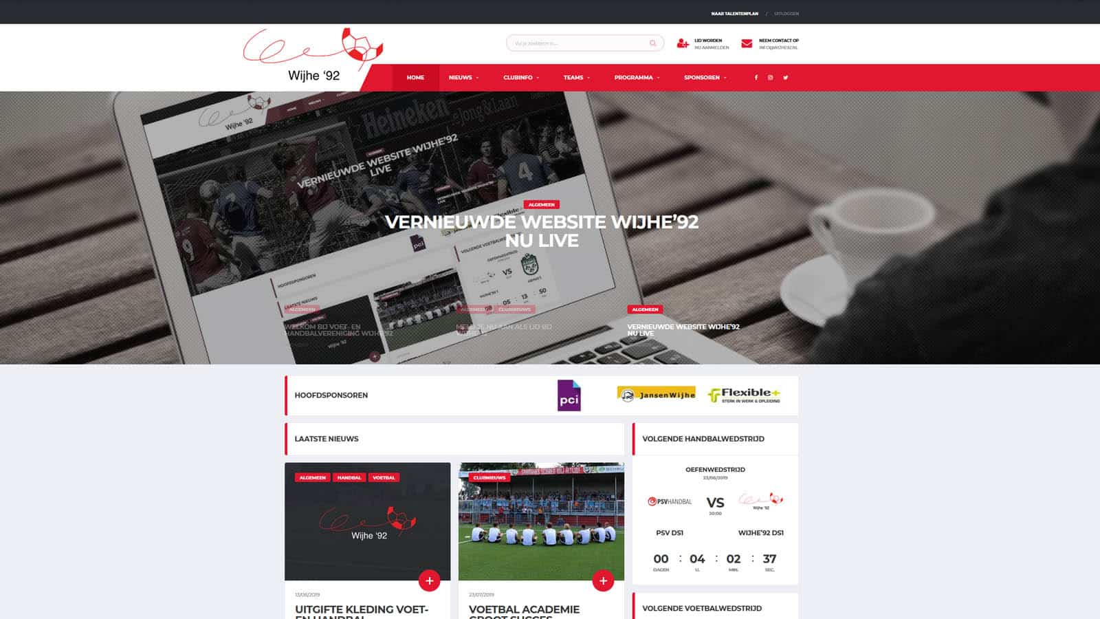 - wijhe92 c - Websites