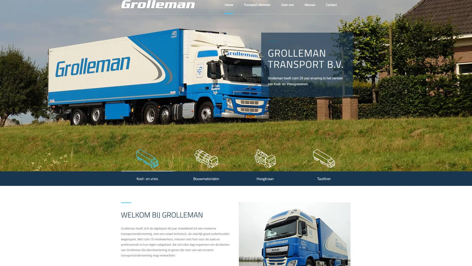 - grolleman - Websites