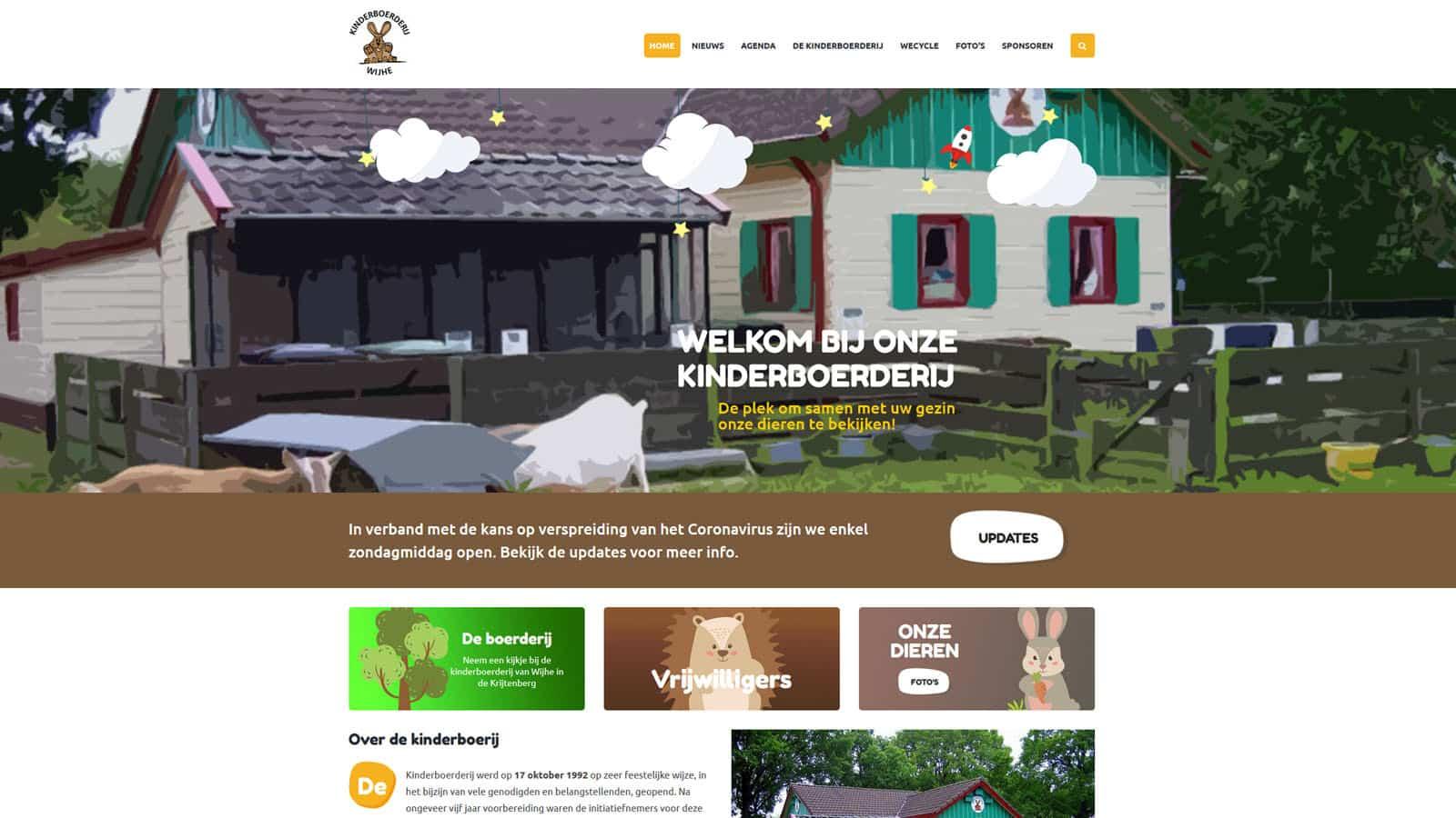 - kinderboerderij - Websites